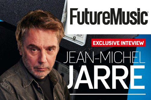 Interview dans Future Music n°297 (Octobre 2015)