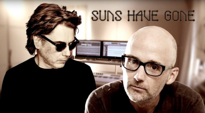 La track story de Suns have gone, avec Moby et JMJ
