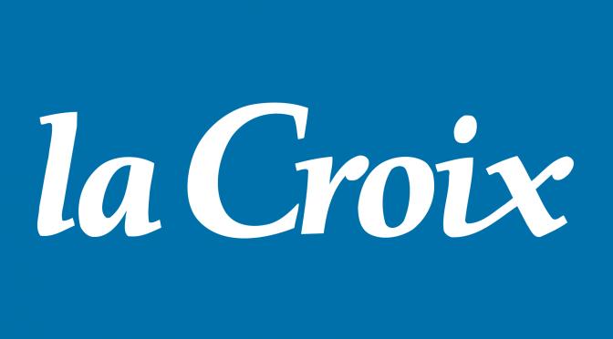 """Interview à La Croix """"Notre vision du futur s'est rétrécie"""" (03/11/15)"""