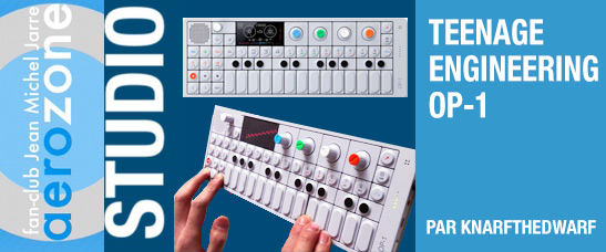 Teenage Engineering OP-1 (2011)