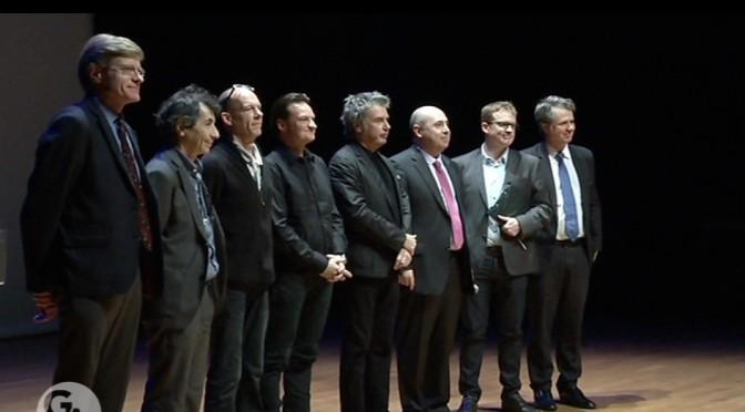 JMJ à la présentation du Pole d'excellence musicale de Mantes-la-Jolie