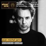 JMJ au Festival Sonar de Barcelone le 17/06/2016