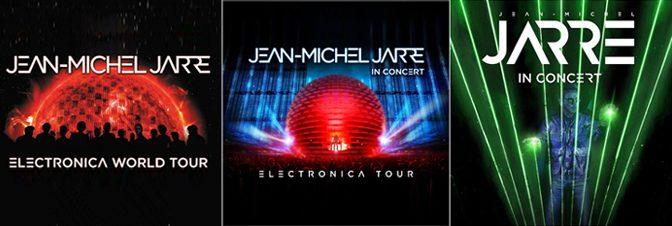 """""""Electronica World Tour"""" 2016/2018 : toutes les infos"""