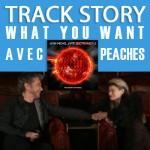 La track story de What you want, avec Peaches et JMJ