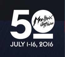 JMJ au Montreux Jazz Festival le 11/07/2016