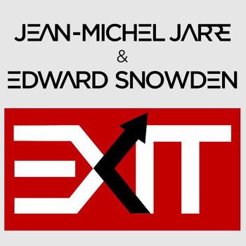 Le clip d'Exit, avec JMJ et Edward Snowden
