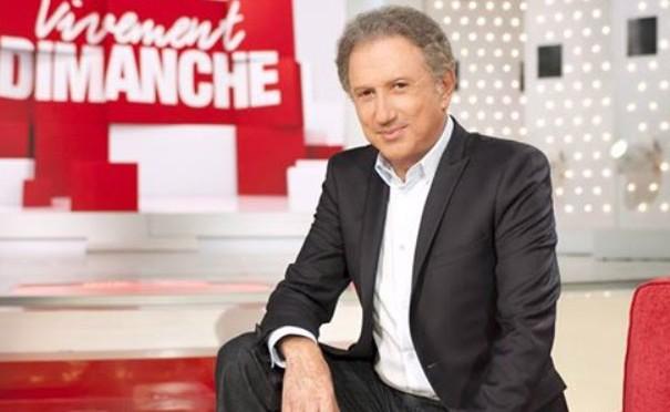 JMJ invité principal de Vivement Dimanche le 18/11/2018