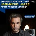 """JMJ dans """"C'est presque sérieux"""" La Première (22/04/2016)"""