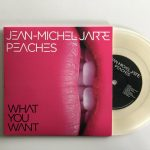 Le vinyle de 'What you want' avec Peaches tiré à 1000 exemplaires