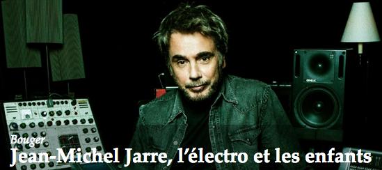 Les vertus médicales de la musique de Jean-Michel Jarre