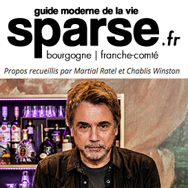 Interview à Sparse (19/09/2016)