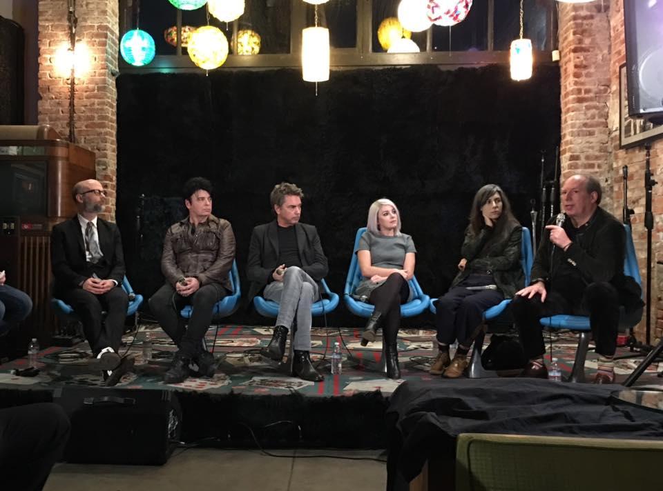 Moby, Gary Numan, Jean-Michel Jarre, Little Boots, Julia Holter et Hans Zimmer