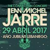 Jean-Michel Jarre en concert extérieur en Espagne le 29/04/2017