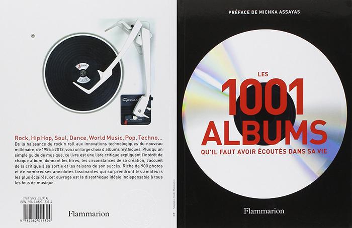 Les-1001-albums-livre