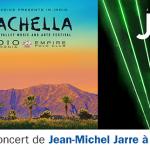 Radio France fait gagner 2 voyages pour applaudir JMJ à Coachella