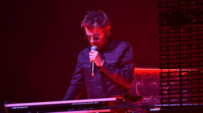 Jarre donne un concert pour alerter sur le sort de la Mer Morte