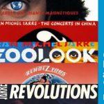 Interview discographique (partie 2/4) de Jean-Michel Jarre par Elf