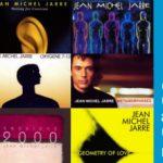 Interview discographique (partie 3/4) de Jean-Michel Jarre par Elf