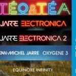 Interview discographique (partie 4/4) de Jean-Michel Jarre par Elf