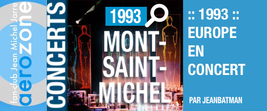 Mont-Saint-Michel (28/07/1993, Europe en concert)