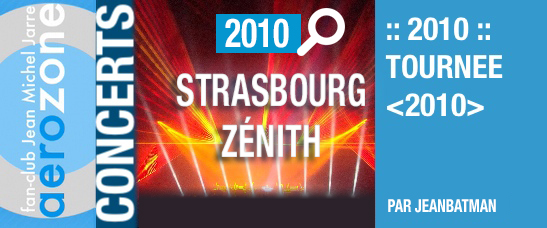 Strasbourg, Zénith (26/03/2010, tournée <2010>)