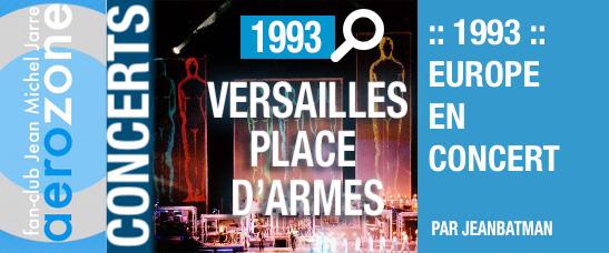 Versailles (24/09/1993, Europe en concert)