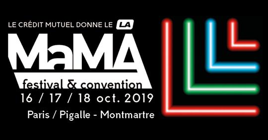Masterclass de Jean-Michel Jarre au MaMa Festival
