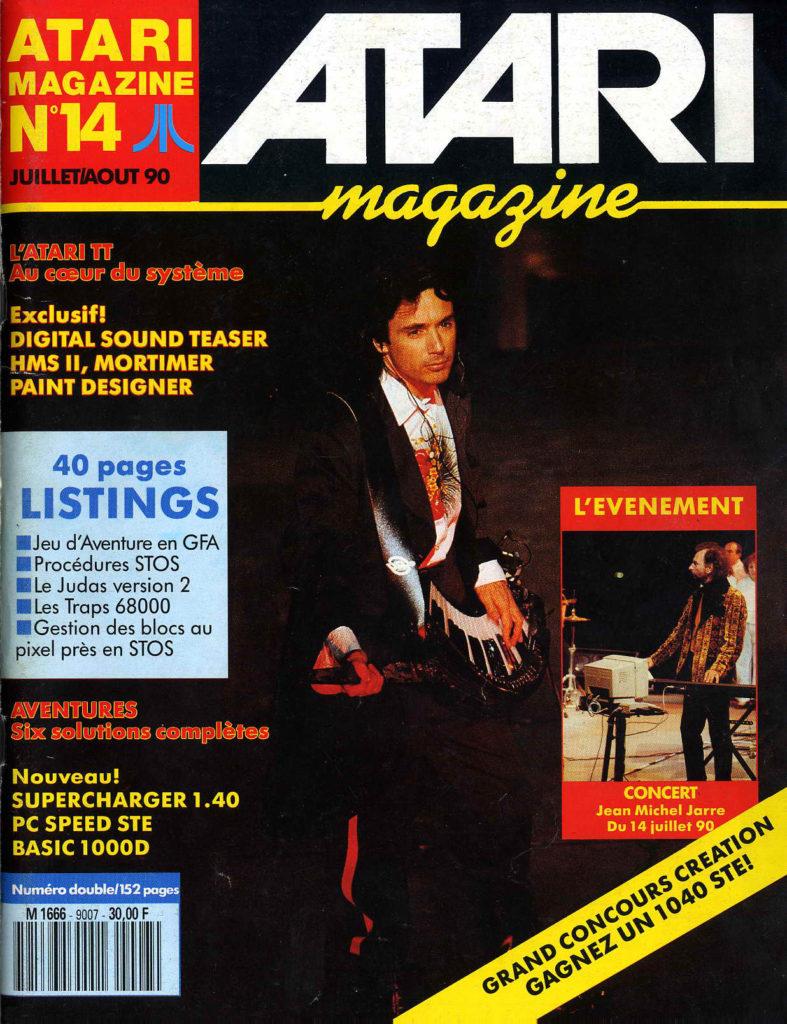 Atari-Magazine-numero-14-JUILLET-AOUT-1990