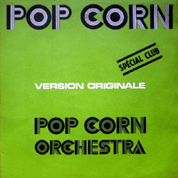 Pop corn / Black bird