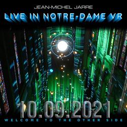 """L'album """"Welcome to the other side"""" de Jean-Michel Jarre sort le 10 septembre 2021"""